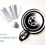 motor elektrobicykel