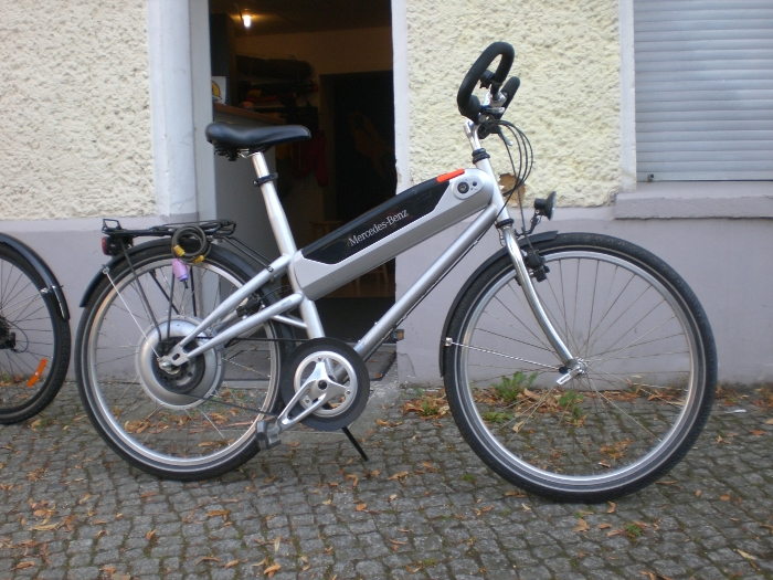 Mercedes Benz Electric Bicycle Price In India