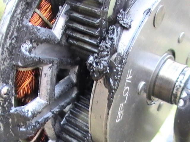 motor hub