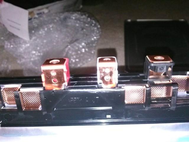 batéria konektory