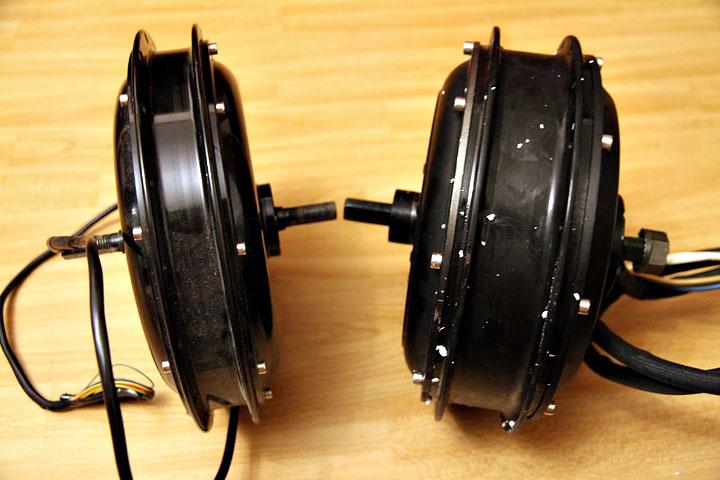 hubzillavs9c1 Hubzilla najväčší a najsilnejší hub motor pre elektrobicykle