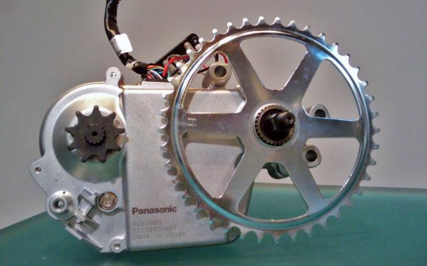 stredový motor