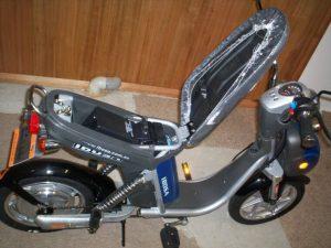 elektricky skuter