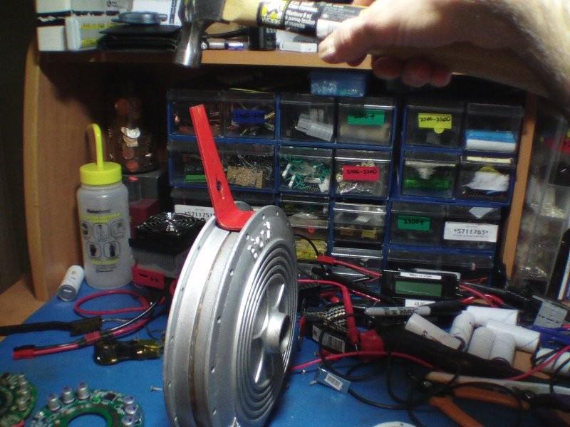 Bionx motor