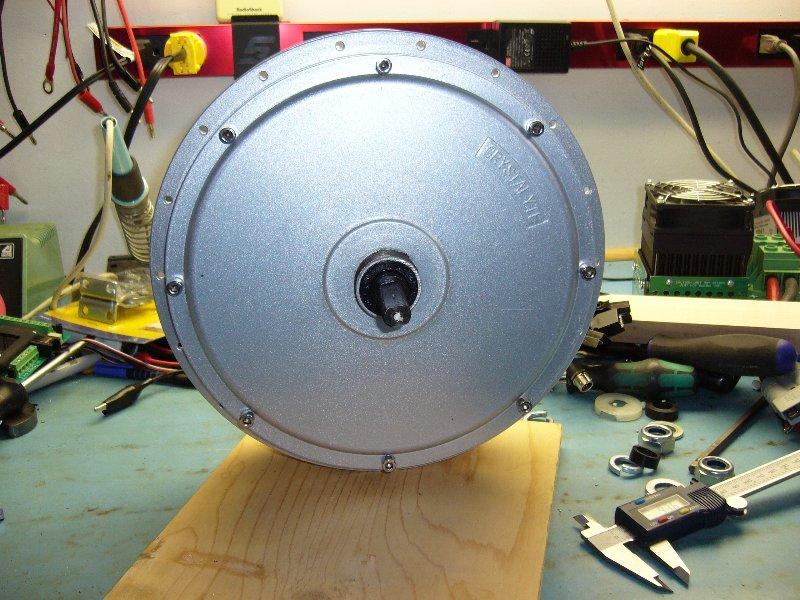 Crystalyte x5403  veliký hub motor