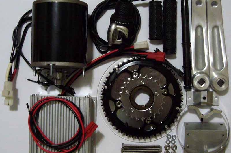 cyclone stredový motor