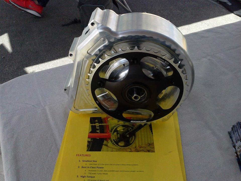 motor optibike