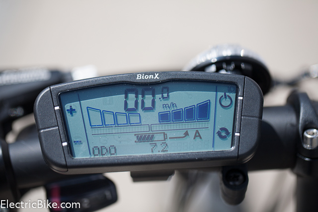 riadiaci panel bionx