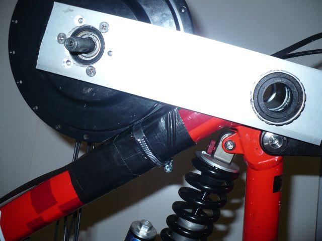 upevnenie motoru