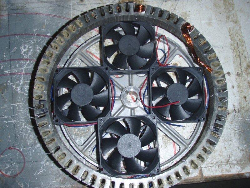 ventilatory na motora
