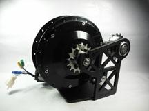 konverzia hubmotoru to midrive