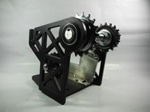 stredový motor na elektrobicykel