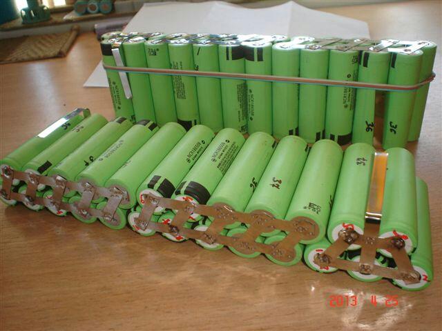 A123 batérie