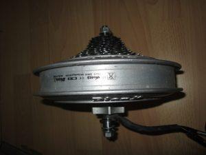 bionx motor 36V