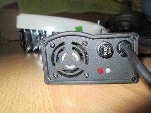 nabíjačka pre elektrobicykel lion