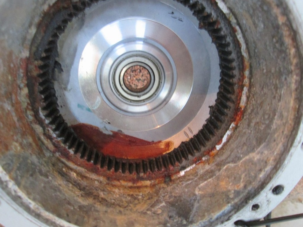 Motor s prevodovkou