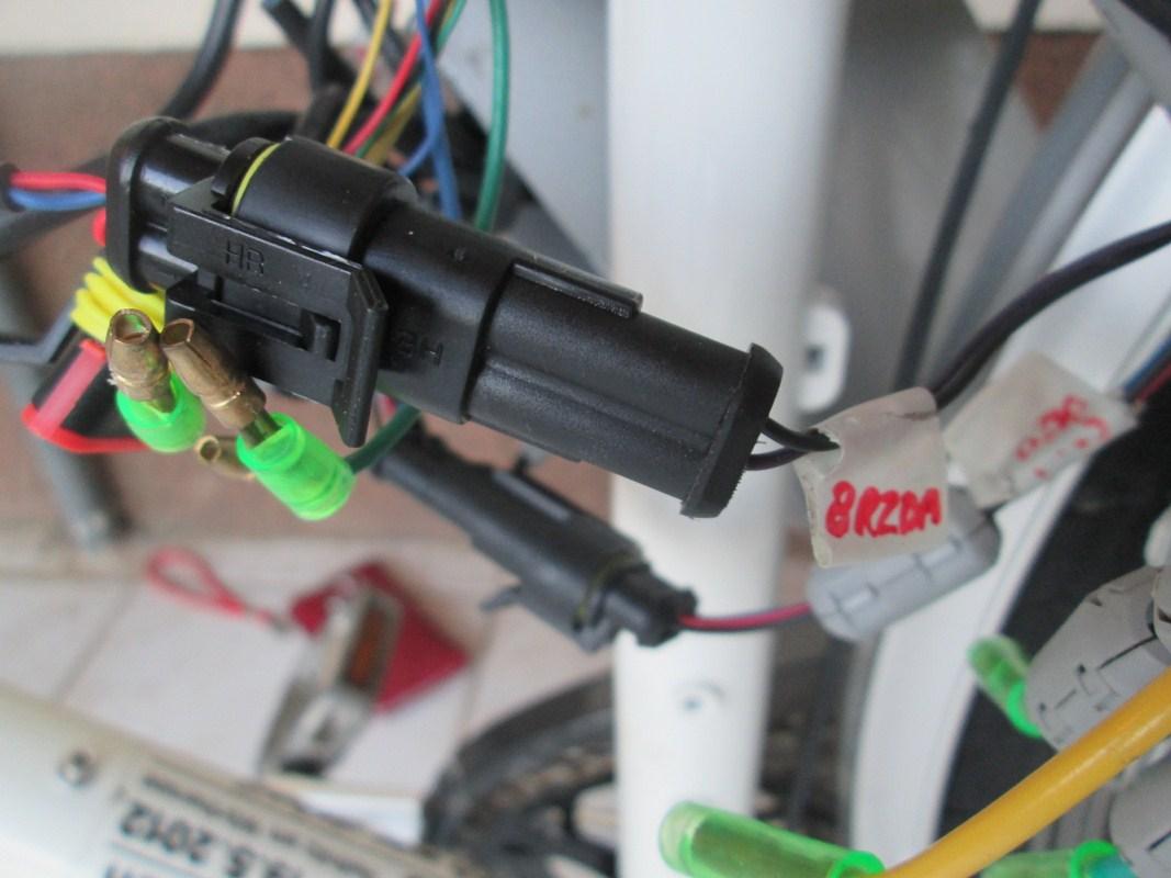 Oprava elektrobicyklu Dinotti od Andreja