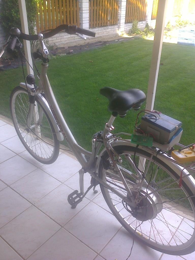 1 elektrobicykel kreidler oprava