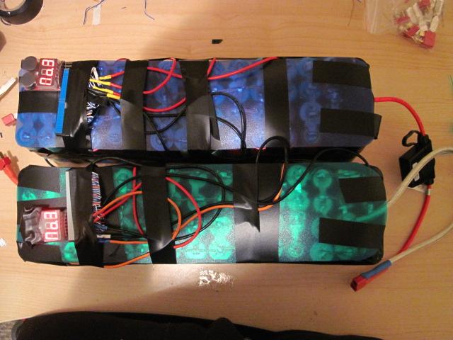 batéria na elektrobicykel podomácky