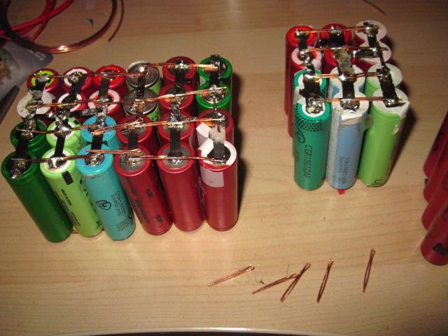 Ako zo starých batérií z notebooku poskladať dobrú batériu na elektrobicykel