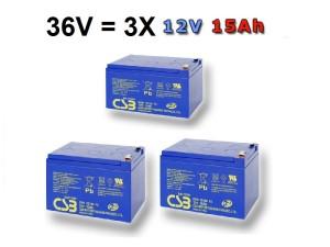 bateria pre elektropohon 36V 300x225 Štvorkolky na batérie pre deti   Skúsenosti