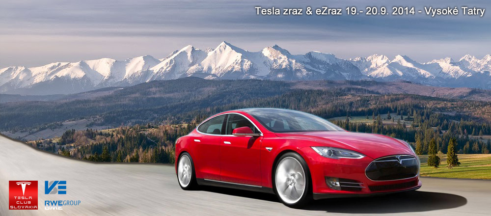 Tesla zraz & eZraz 19.- 20.9. 2014 – Vysoké Tatry