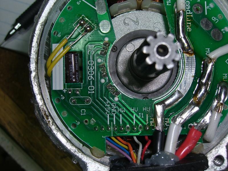 (Již) Ověřéné  zapojení motoru cyclone a řj.kelly