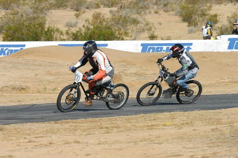 Závody motorizovaných bicyklov