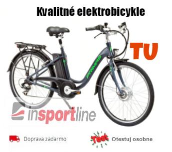 elektrobicykel predaj TRAW dojazd elektrobicykla