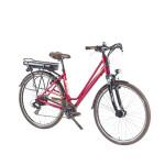 Mestský-elektrobicykel-Devron-červeny
