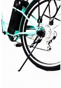 motor s elektrobicyklom