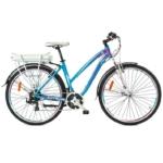 dámsky elektrobicykel pre ženy crussis