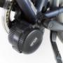 elektrobicykel s stredovým motorom