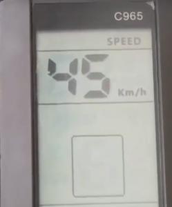 rýchlostný obmedzovač vypnut 249x300 Ako naprogramovať Bafang C965 na vyššiu rýchlosť