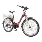 mestky elektrobicykel stredový motor