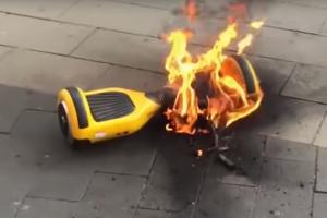 hoverboard horí .. 300x200 Zlá fake batéria z elektroboardu