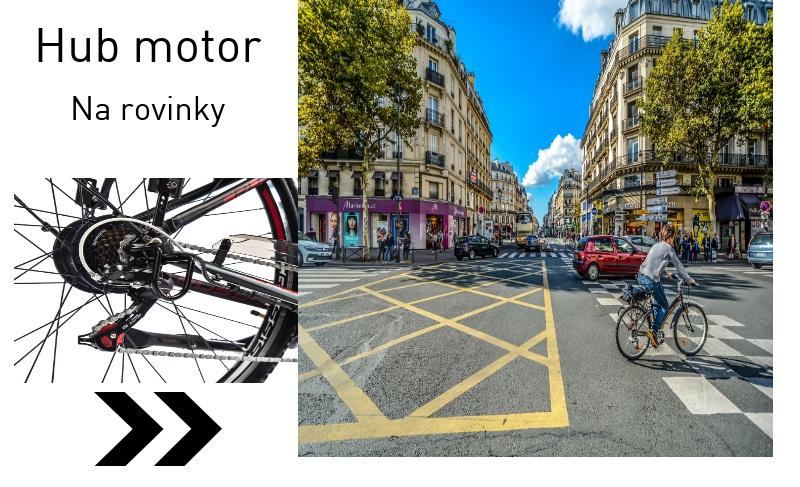 Hubmotor na rovinky Ako vybrať najlepší mestský elektrobicykel   návod