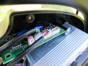 bluetooth modul 300x225 DYU skladací mini elektrobicykel oprava a recenzia