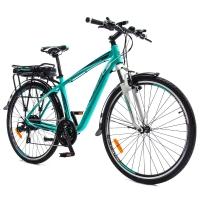 trekingový cross elektrobicykel