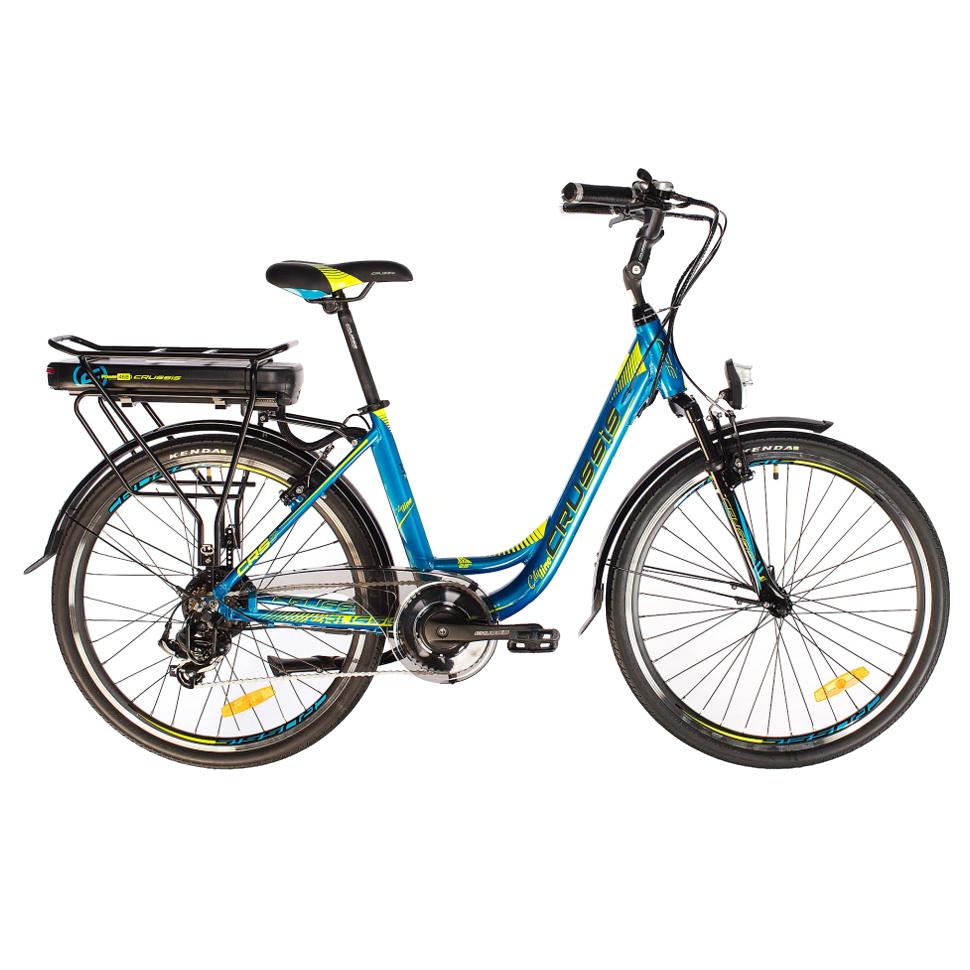 Mestský elektrobicykel Crussis e-City 1.9-S – Záruka 10 rokov