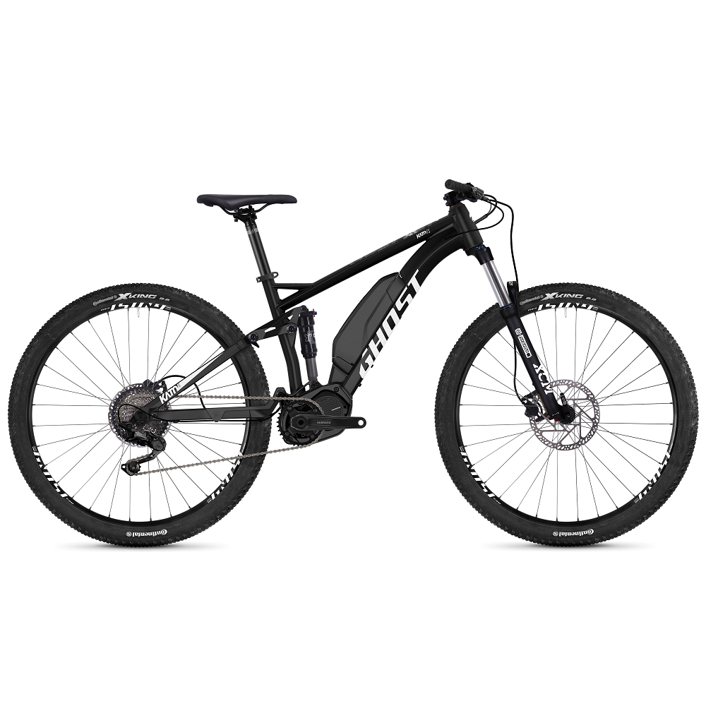 Celoodpružený elektrobicykel Ghost Kato FS S3.9 model 2020