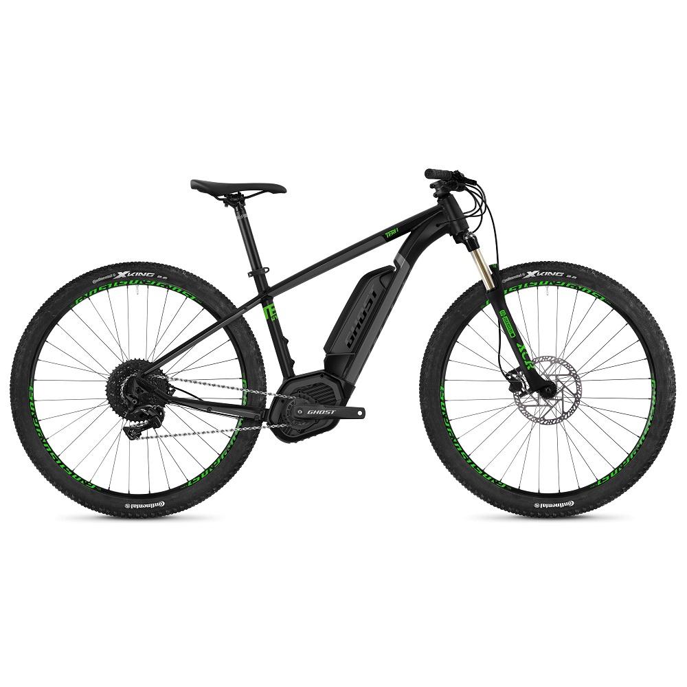 Horský elektrobicykel Ghost Teru B4.9