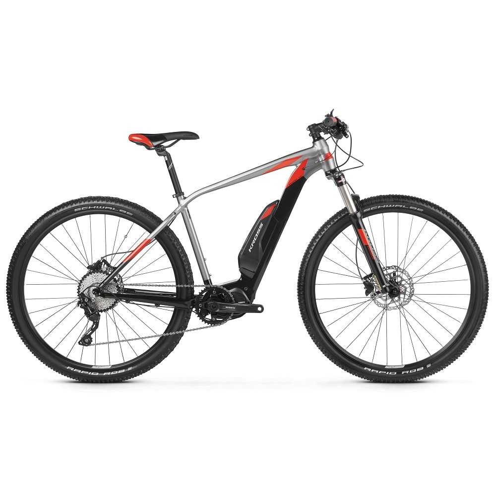 Horský elektrobicykel Kross Level Boost 1.0