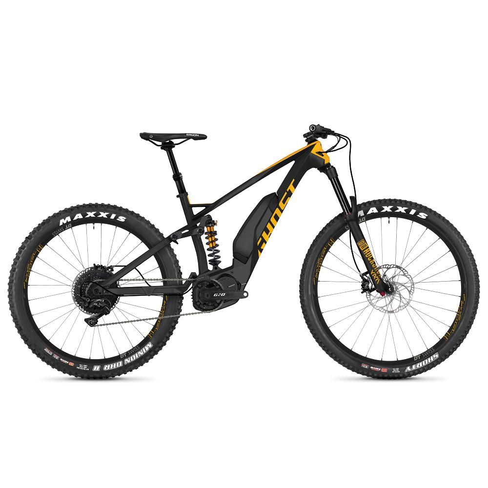 Celoodpružený elektrobicykel Ghost Hybride SL AMR X S5.7+ LC