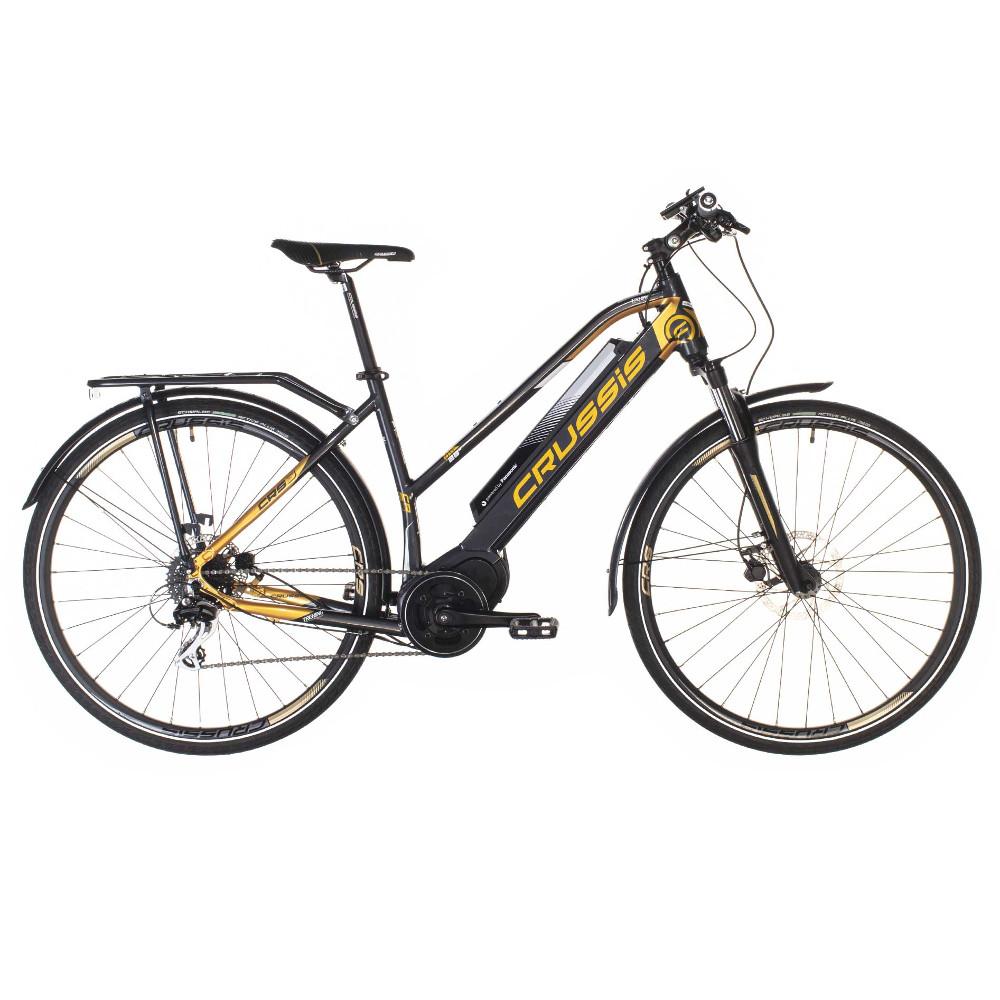 Dámsky trekingový elektrobicykel Crussis e-Savela 7.4-S – model 2019